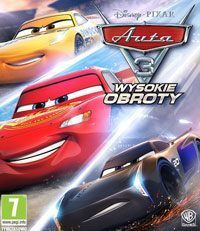 Okładka Cars 3: Driven to Win (Switch)