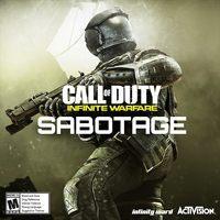 Okładka Call of Duty: Infinite Warfare - Sabotage (PS4)