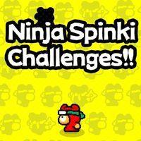 Ninja Spinki Challenges!! (iOS cover