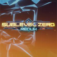 Okładka Sublevel Zero Redux (PS4)