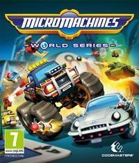Game Box for Micro Machines: World Series (PC)