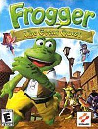 Okładka Frogger: The Great Quest (PC)