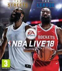 Game Box for NBA Live 18 (PS4)