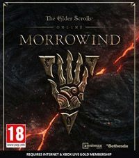 Okładka The Elder Scrolls Online: Morrowind (PC)