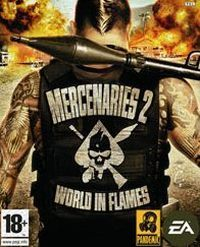 Okładka Mercenaries 2: World in Flames (PC)