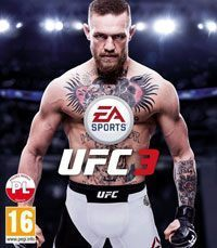 Game Box for EA Sports UFC 3 (PS4)
