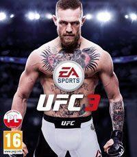 Okładka EA Sports UFC 3 (PS4)