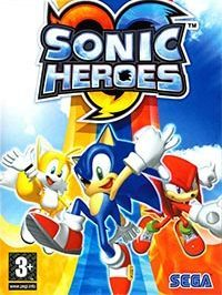 Game Box for Sonic Heroes (PC)