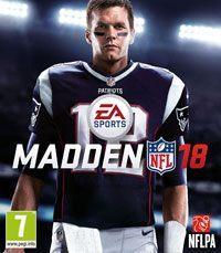 Okładka Madden NFL 18 (XONE)