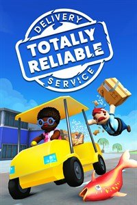 Game Box for Totally Reliable Delivery Service (AND)