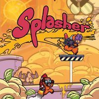 Game Box for Splasher (PS4)