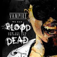 Game Box for Vampire: The Masquerade - We Eat Blood (AND)