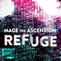 Game Box for Mage: The Ascension - Refuge (PC)