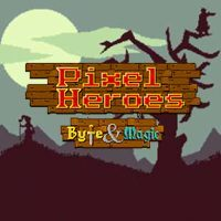 Okładka Pixel Heroes: Byte & Magic (PC)