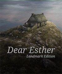 Game Box for Dear Esther: Landmark Edition (PS4)