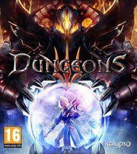 Okładka Dungeons 3 (PC)