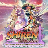 Okładka Shiren The Wanderer: The Tower of Fortune and the Dice of Fate (PC)