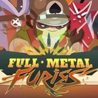 Game Box for Full Metal Furies (PC)