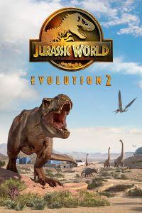Jurassic World Evolution 2 (PC cover