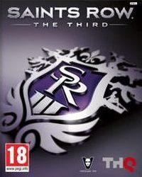Saints Row: The Third cover
