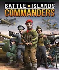 Game Box for Battle Islands: Commanders (PS4)
