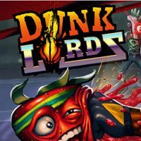 Game Box for Dunk Lords (PC)