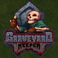 Graveyard Keeper (PC cover