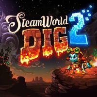 Game Box for SteamWorld Dig 2 (Switch)
