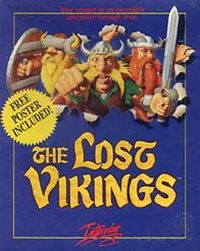 Okładka The Lost Vikings (PC)