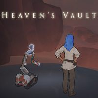 Game Box for Heaven's Vault (PC)