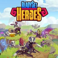 Game Box for ReadySet Heroes (PC)