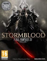 Okładka Final Fantasy XIV: Stormblood (PS4)