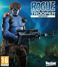 Okładka Rogue Trooper Redux (XONE)