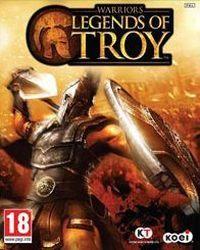 Okładka Warriors: Legends of Troy (PS3)