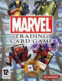 Okładka Marvel Trading Card Game (PSP)