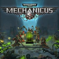 Okładka Warhammer 40,000: Mechanicus (PC)