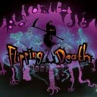 Flipping Death (PS4 cover
