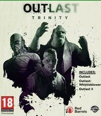 Game Box for Outlast Trinity (XONE)