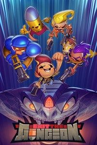 Exit the Gungeon (PS4 cover