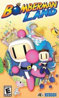 Okładka Bomberman Land (PSP)