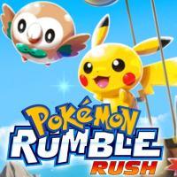 Okładka Pokemon Rumble Rush (AND)