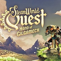 Game Box for SteamWorld Quest: Hand of Gilgamech (PC)