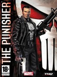 Game Box for The Punisher (PC)