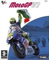 Okładka Moto GP '07 (PC)