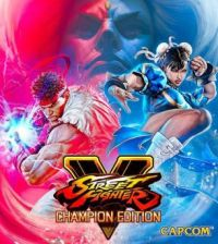 Okładka Street Fighter V: Champion Edition (PC)