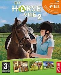 Game Box for My Horse and Me 2 (PC)