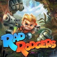 Okładka Rad Rodgers (XONE)