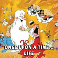 Once Upon a Time... Life (Switch cover