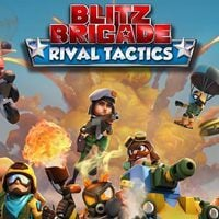 Game Box for Blitz Brigade: Rival Tactics (PC)