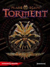 Planescape Torment: Enhanced Edition cover